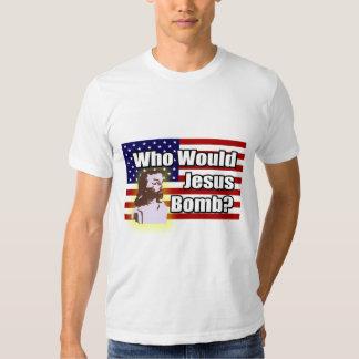 ¿Quién bomba de Jesús? Camisas