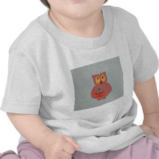 Quién calabaza de la abuela de Whoos la poca Camiseta