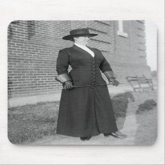 ¿Quién dijo que no puedo votar? 1913 Tapetes De Ratón
