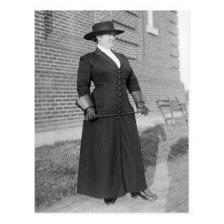¿Quién dijo que no puedo votar? 1913 Tarjetas Postales