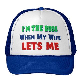 Quién es Boss Gorras De Camionero