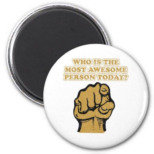 ¿Quién es el MÁS IMPRESIONANTE? Imanes De Nevera