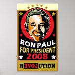 ¿Quién es este hombre? Ron Paul Poster