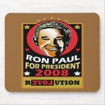 ¿Quién es este hombre? Ron Paul Tapetes De Raton