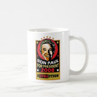 ¿Quién es este hombre? Ron Paul Taza De Café