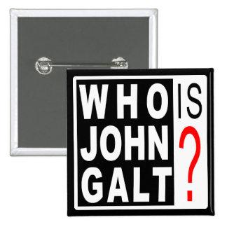 ¿Quién es Juan Galt? Botón