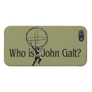 ¿Quién es Juan Galt? caso iPhone5 iPhone 5 Fundas