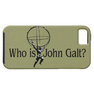 ¿Quién es Juan Galt? caso iPhone5 (skinit) iPhone 5 Fundas