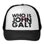 Quién es Juan Galt Gorros