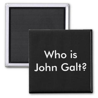 ¿Quién es Juan Galt? imán