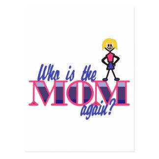 Quién es la mamá tarjetas postales