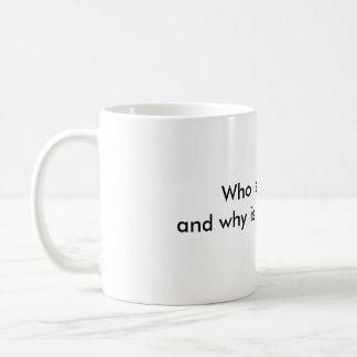 Quién es Pete ¿ and por qué es para su motivo Tazas De Café