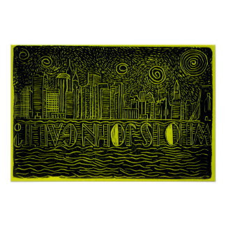 Quién es poster del horizonte de Juan Galt… New Yo