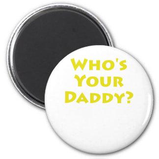 ¿Quién es su papá Iman