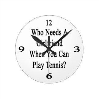 ¿Quién necesita a una novia cuando usted sabe juga Relojes