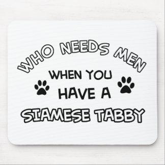 Quién necesita al hombre cuando usted tiene un mouse pads
