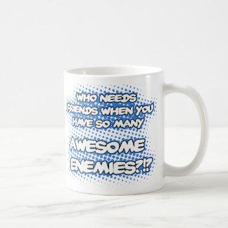 Quién necesita la taza de los amigos…