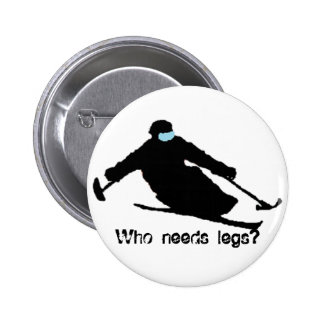 ¿Quién necesita las piernas? Pins