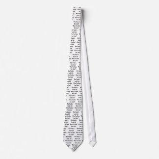 ¿Quién necesita una vida social en que usted tiene Corbata