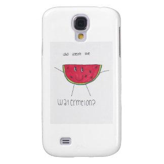 ¿Quién no ama la SANDÍA? Funda Para Galaxy S4