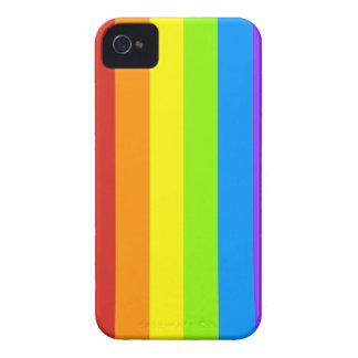 ¡Quién no ama un arco iris?!  Caja/cubierta del iPhone 4 Cobertura