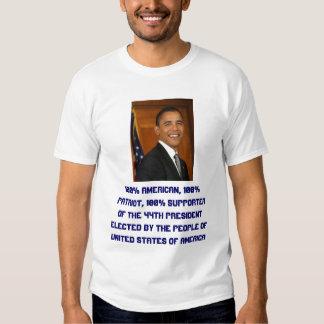 quien-ser-barack-obama, americano del 100%, Patrio Playera