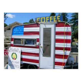 ¿Quiera el café? Postal