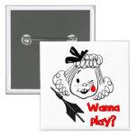 Quiera jugar Jarts Pin