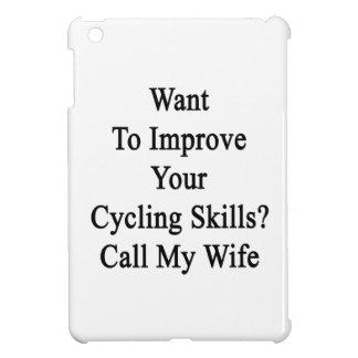 Quiera mejorar sus habilidades de ciclo llaman a