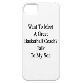 Quiera resolver una gran charla del entrenador de iPhone 5 Case-Mate protectores