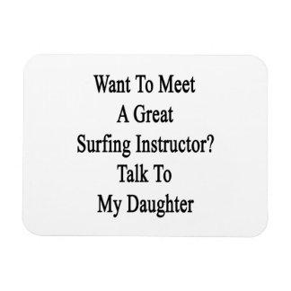 Quiera resolver una gran charla del instructor que imanes de vinilo