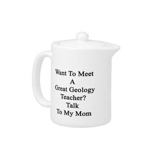 Quiera resolver una gran charla del profesor de la