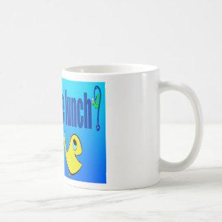 ¿quiera un almuerzo libre? aprenda pescar taza de café