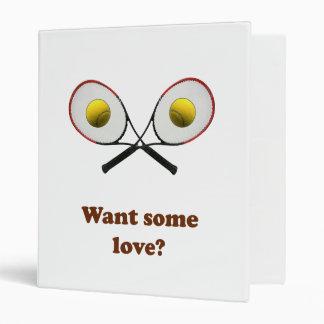 """Quiera un cierto tenis del amor carpeta 1"""""""