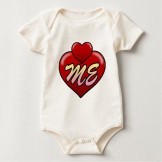 Quiere un cierto amor body para bebé