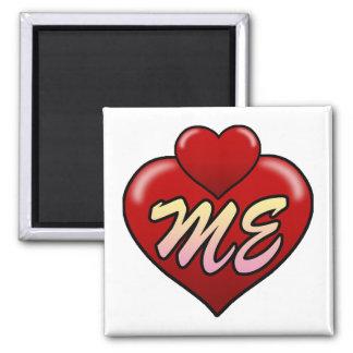 Quiere un cierto amor imán cuadrado