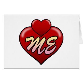 Quiere un cierto amor tarjeta pequeña