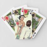 Quiero a un hombre baraja de cartas