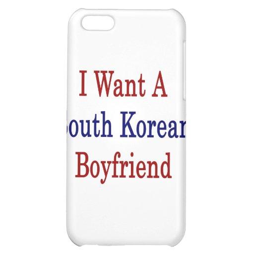 Quiero a un novio surcoreano