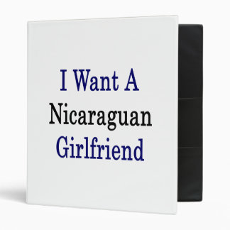 Quiero a una novia nicaragüense