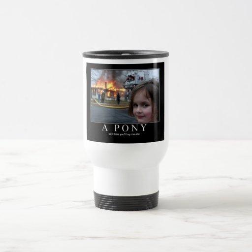 QUIERO AL POTRO TAZAS DE CAFÉ
