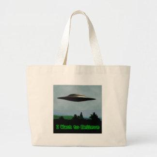 Quiero creer bolsas