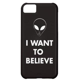 Quiero creer (el negro)