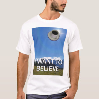 Quiero creer la camisa