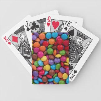 Quiero el caramelo baraja de cartas bicycle