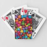 Quiero el caramelo barajas de cartas