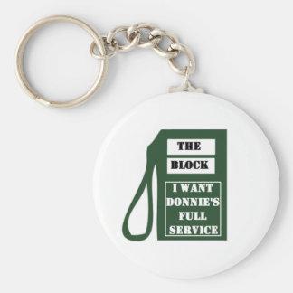 Quiero el servicio completo de Donnie Llavero Redondo Tipo Pin