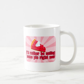 ¡Quiero la empanada! Taza Clásica