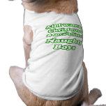 Quiero la lista de Santa de muchachos traviesos Ropa Para Mascota
