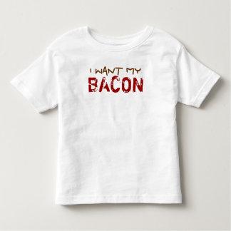 Quiero mi tocino camisas